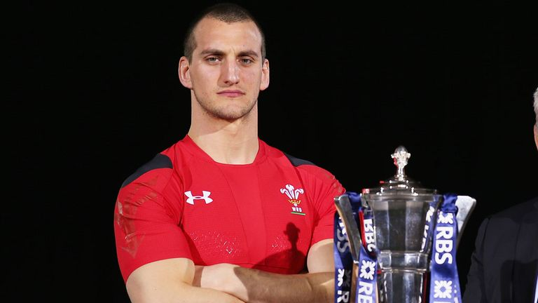 Sam Warburton: nearing recovery from shoulder problem