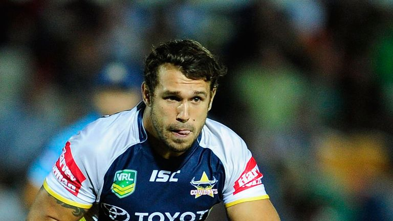 Scott Moore: Has been released by the North Queensland Cowboys