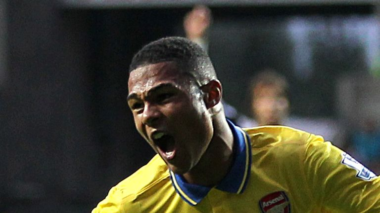 Serge Gnabry: Arsenal youngster wants to play for Germany