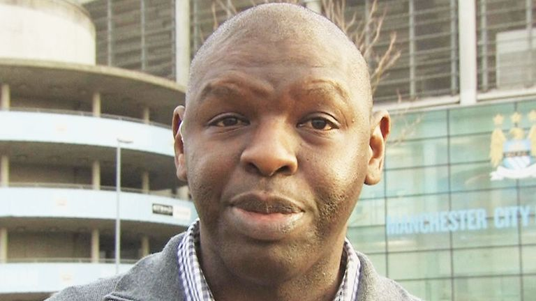Shaun Goater: Says Man City can clean up this season