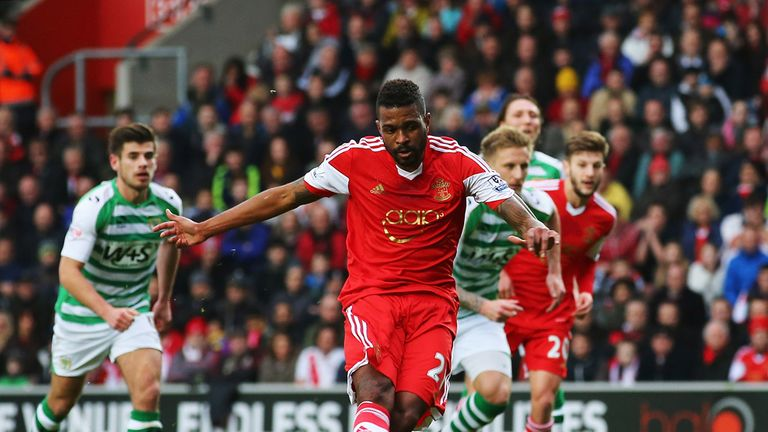 Guly do Prado: Converts penalty that gave Saints the lead