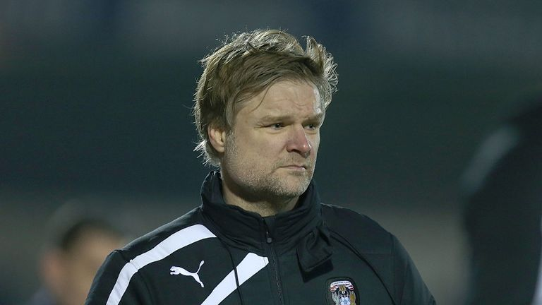 Steven Pressley: Delighted with hard-fought win