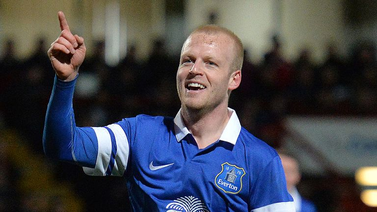 Steven Naismith: He scored within four minutes of his arrival on the pitch