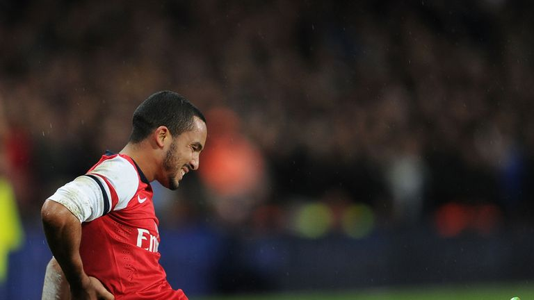 Theo Walcott: Arsenal forward's injury could impact on transfer plans