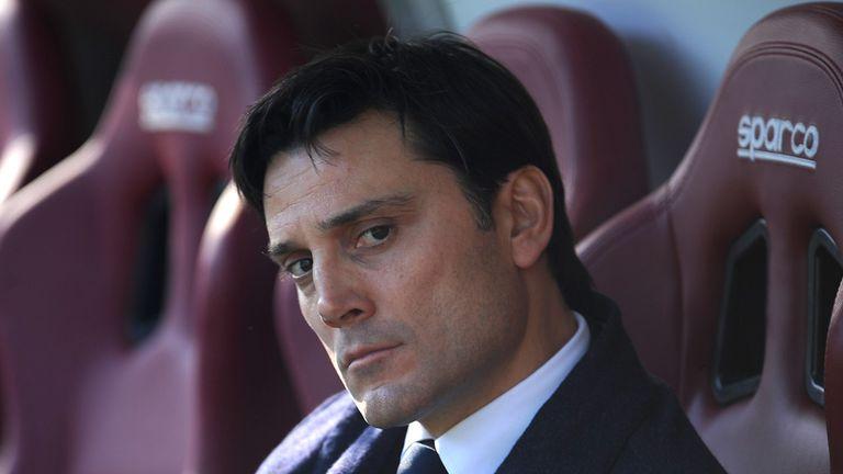 Vincenzo Montella: Fiorentina trail Udinese 2-1