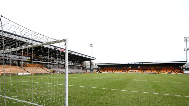 Vale Park: Investigation into incidents during Chesterfield clash