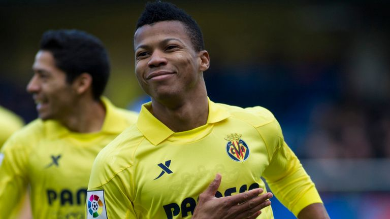 Ikechukwu Uche: Gave Villarreal the lead