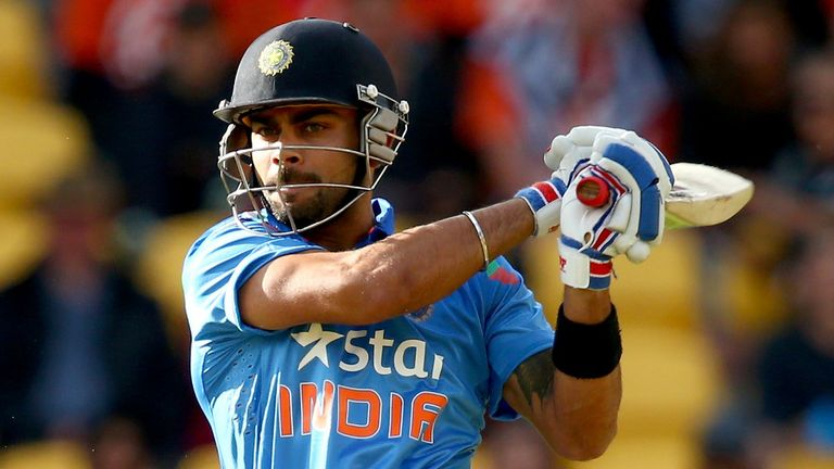 Virat Kohli: Will skipper India in MS Dhoni's absence