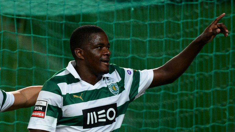 William Carvalho: Manchester United head a clutch of clubs said to be keen on signing the midfielder
