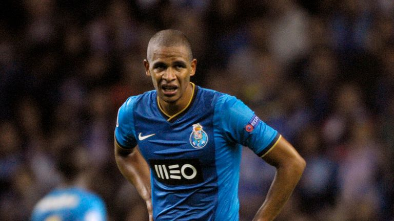 Fernando: Porto midfielder linked with Manchester City