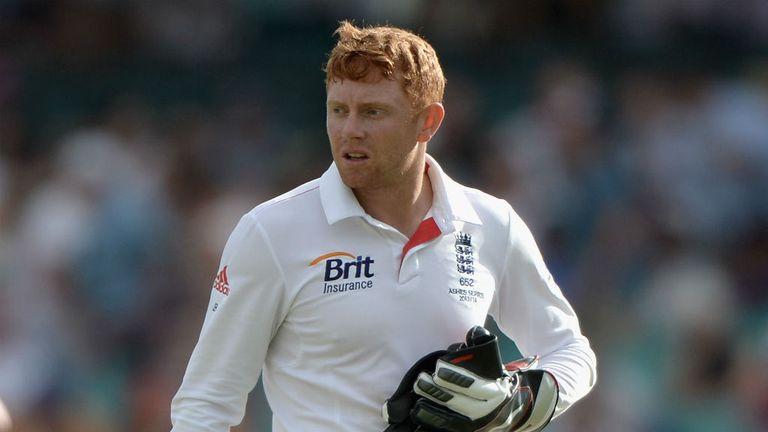 Jonathan Bairstow England Australia Ashes series