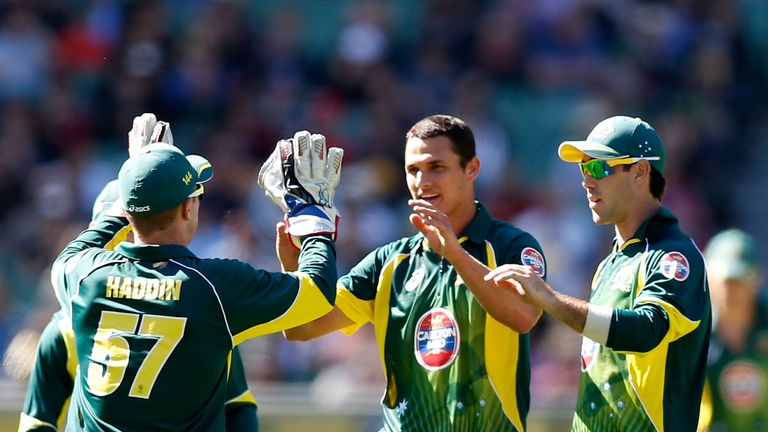 Nathan Coulter-Nile: Misses Australia's tour to Zimbabwe