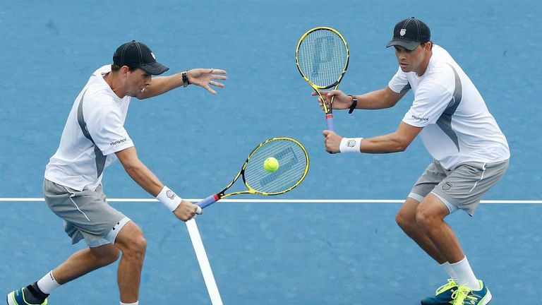 Bob and Mike Bryan: Bid for seventh Australian doubles title is over