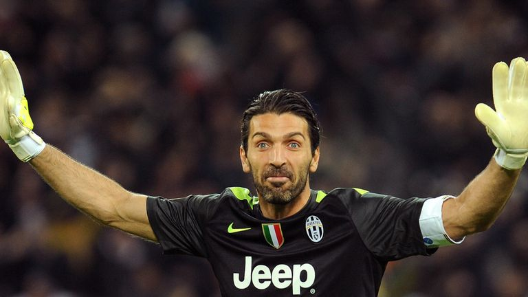 Gianluigi Buffon: Juventus goalkeeper not getting carried away by lead