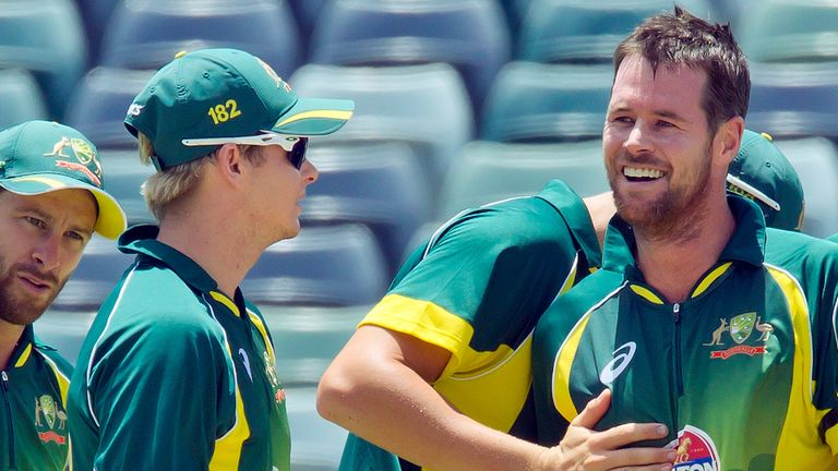 Dan Christian: Part of Australia's World Twenty20 squad