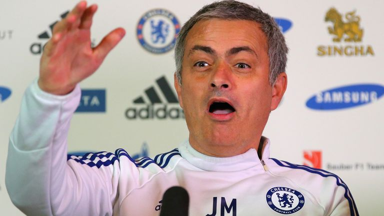 Jose Mourinho: Wants to break the record for length of service under Roman Abramovich