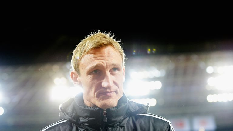 Sami Hyypia: Expecting a test in the German Cup