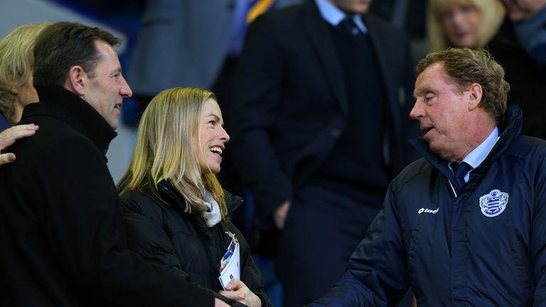 Harry Redknapp: QPR boss focused on Championship promotion push