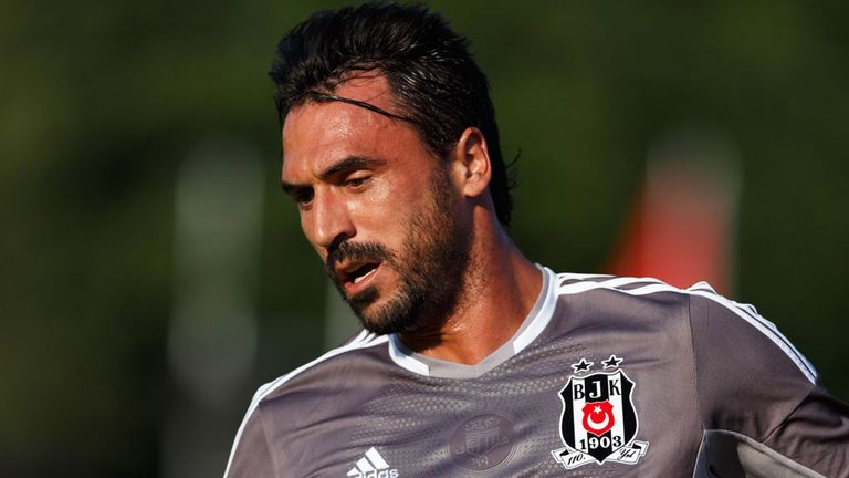 Hugo Almeida: Linked with a move to West Ham
