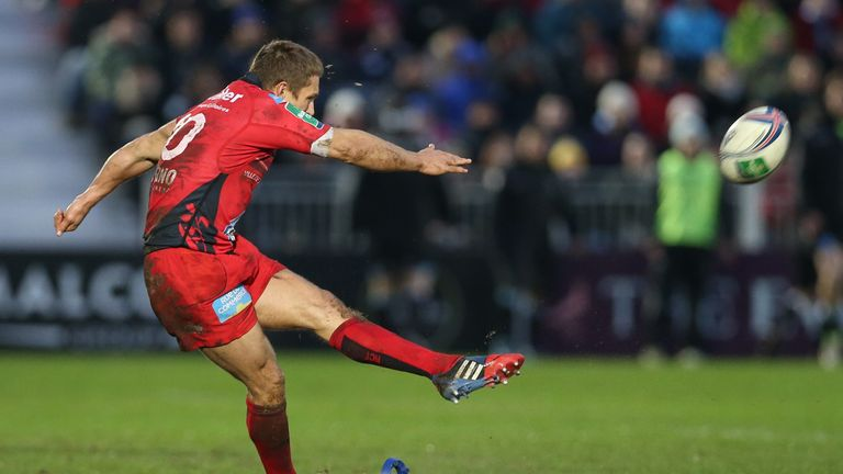 Jonny Wilkinson: Up for Euro award again