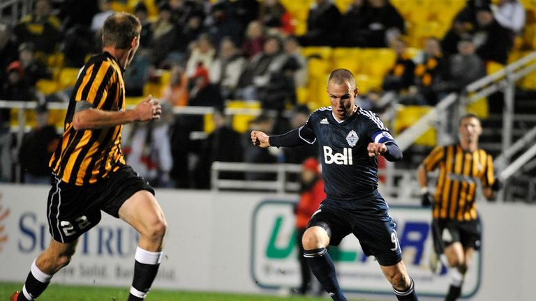 Kenny Miller: Has left the Vancouver Whitecaps