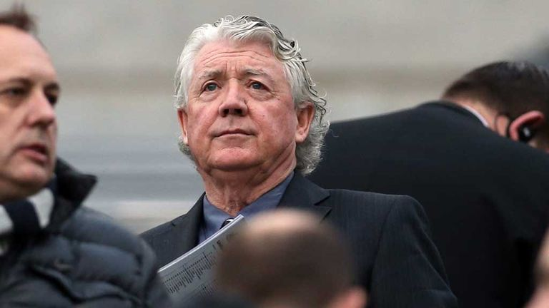Joe Kinnear: No immediate replacement for director of football at Newcastle United
