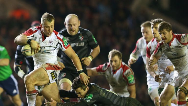 Ulster in fine form against Leicester