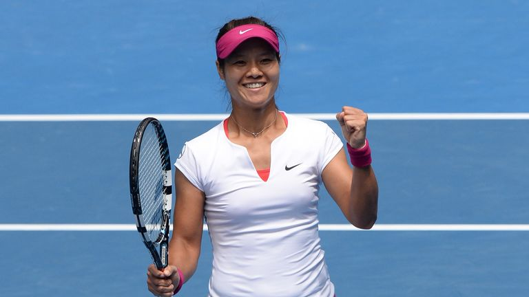 Li Na: Top seed made to work for her second-round win at Qatar Open
