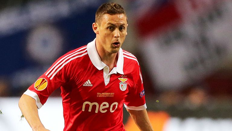 Nemanja Matic: Set to leave Benfica