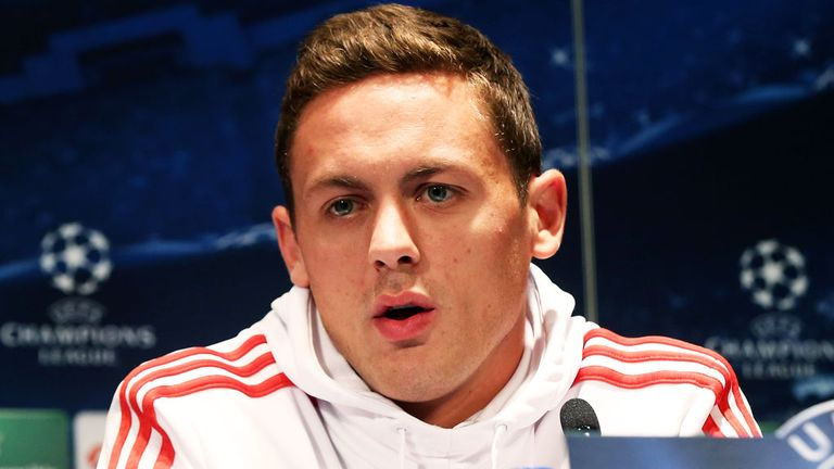 Nemanja Matic: Spent two years with Chelsea before joining Benfica