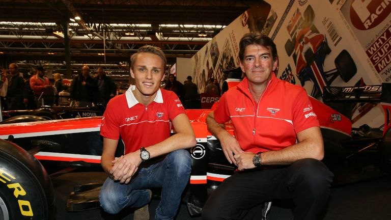 Marussia will be in action at next week's Jerez test