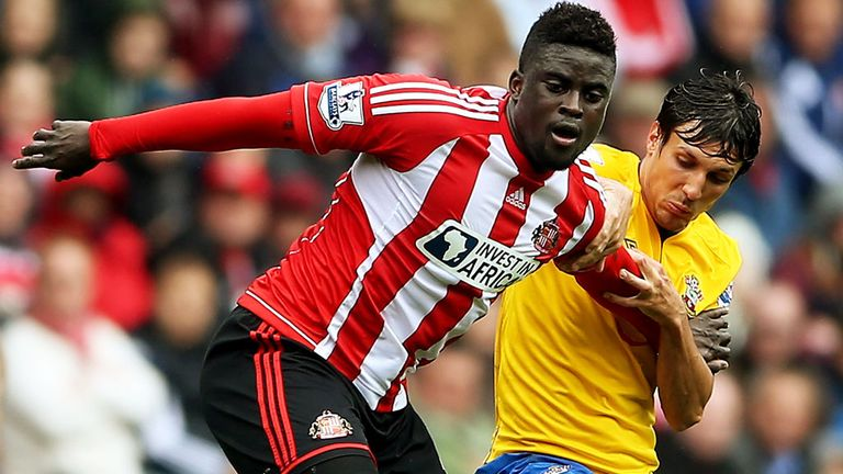 Alfred N'Diaye: Heading out of Sunderland on another loan move