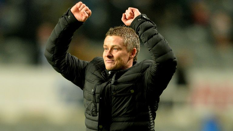 Ole Gunnar Solskjaer: Looking to build towards a bright future at Cardiff