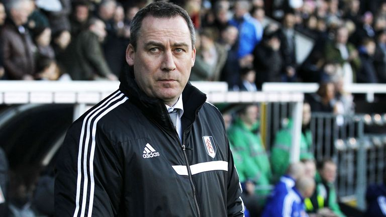 Rene Meulensteen: Says the club have hit the panic button
