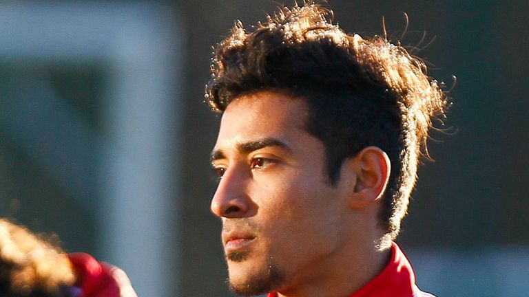 Reza Ghoochannejhad: Iran striker has always aspired to play in England