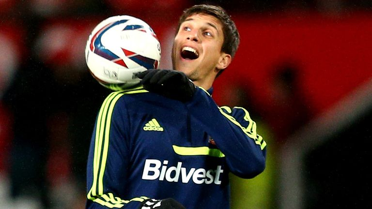 Santiago Vergini: Happy with the ball in different positions