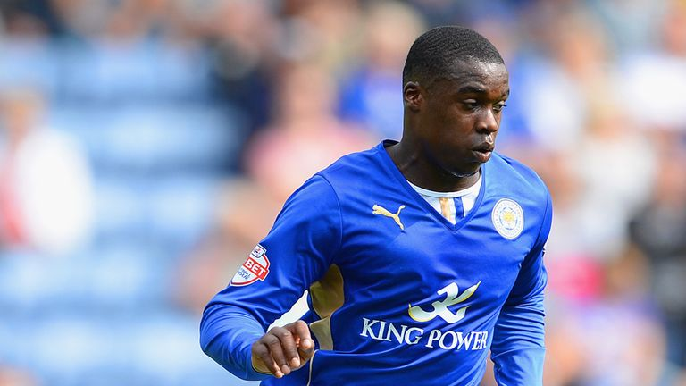 Jeffrey Schlupp: Hoping to be in Ghana's World Cup squad