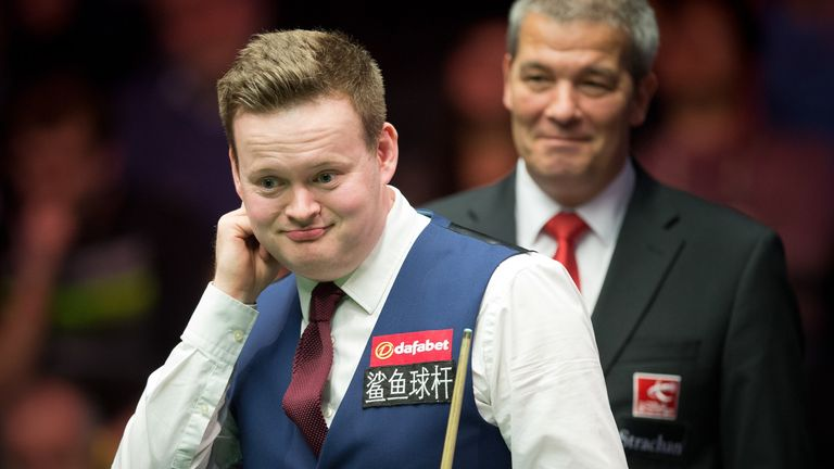 Shaun Murphy: Fought back impressively to set up a showdown with Marco Fu