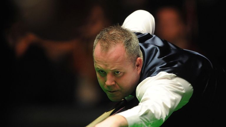 John Higgins: Scot saw off Ben Woolaston 4-2 in Preston