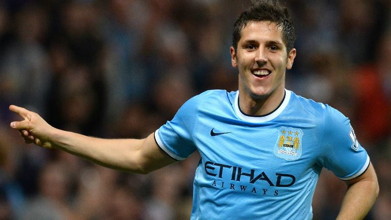 Stevan Jovetic: Set to return for Manchester City next week