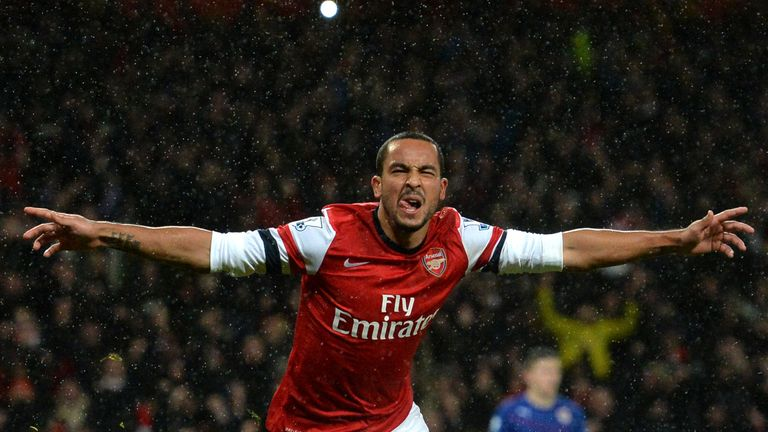Theo Walcott: Would welcome a new signing