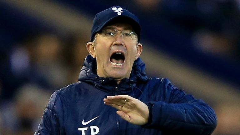 Tony Pulis: Concerned by the lack of people attending FA Cup matches
