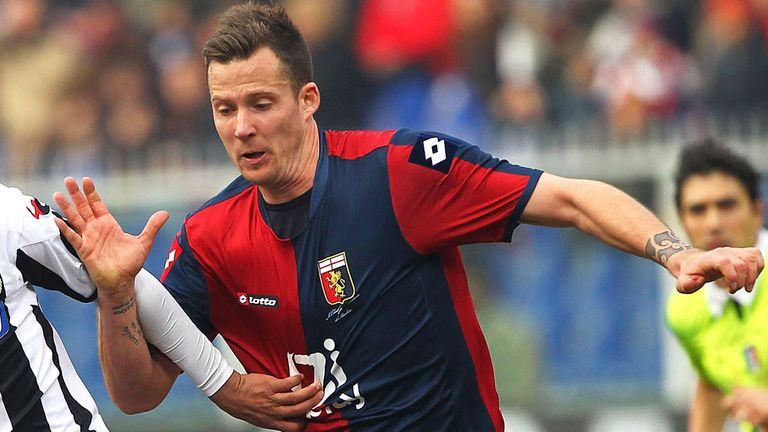 Daniel Tozser: The Hungary midfielder had not turned out for parent club Genoa this season.