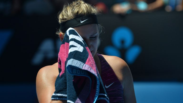 Victoria Azarenka: Won't be able to play in French Open