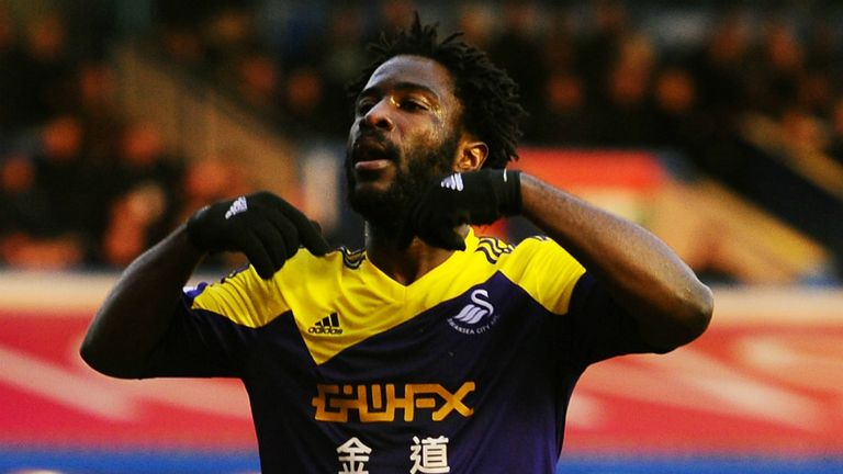 Wilfried Bony: Swansea City striker eyes victory over Stoke City