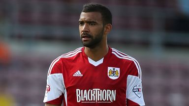 Liam Fontaine: Training with Bolton after leaving Bristol City