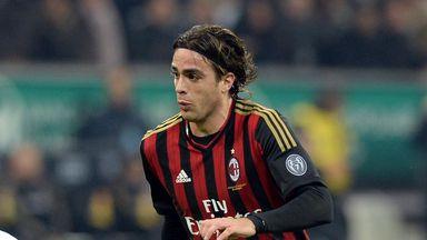 Alessandro Matri: Joins Genoa on loan