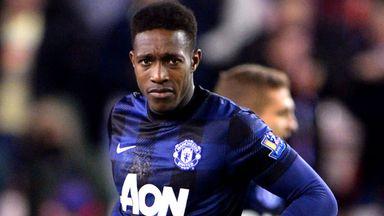 Danny Welbeck: Striker baffled by Manchester United's poor form