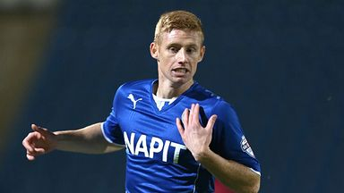 Eoin Doyle: Back in time for the clash