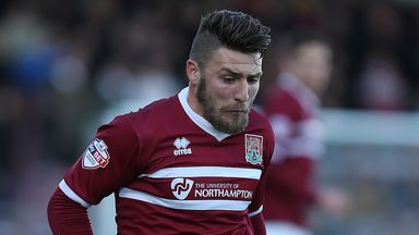 Gary Deegan: Looking to impress